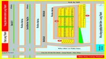 Era City, 540tr/nền, sổ riêng, NH hỗ trợ vay 50%