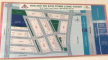 Mở bán đợt cuối dự án Eco Town Long Thành với mức giá 600 triệu/nền